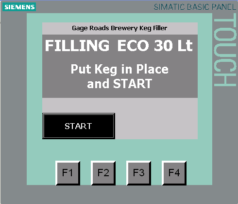 Keg Eco 30 ltr